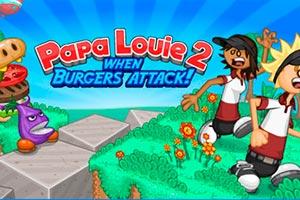 When Burgers Attack
