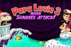Papa Louie Juega A Papa Louie Juegos Gratis En Línea