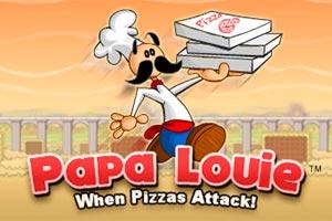 When Pizzas Attack